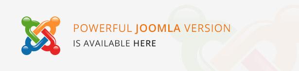 joomla - Rhythm - Multipurpose One/Multi Page Template